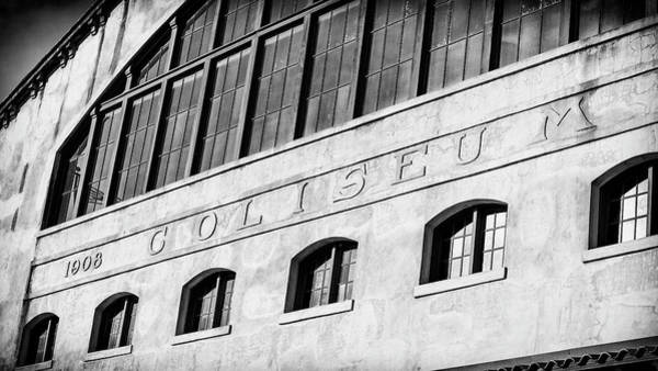 Wall Art - Photograph - Cowtown Coliseum - #2 by Stephen Stookey