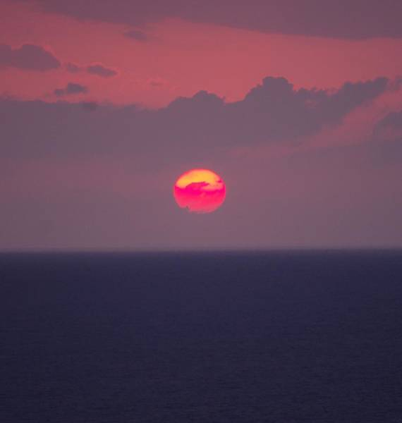 Wall Art - Photograph - Cozumel Sunset by Renee Miracle