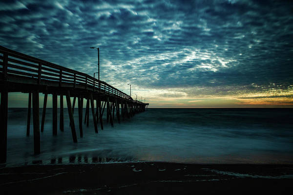 Photograph - Cracked Clouds by Pete Federico
