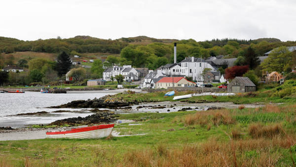 Photograph - Craighouse by Nicholas Blackwell
