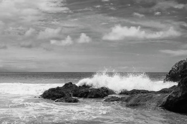 Wall Art - Photograph - Crashing Waves by Stephanie McDowell