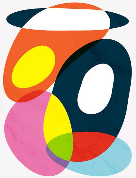 Wall Art - Pyrography - Crazy Abstract by Mark Ashkenazi