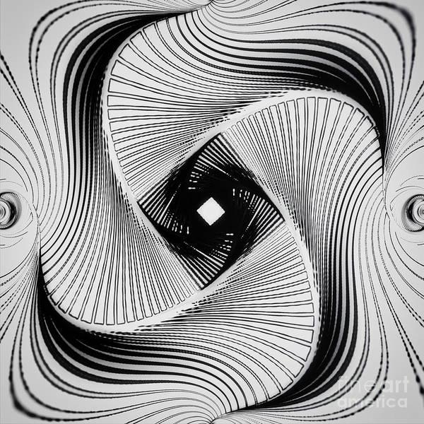 Photograph - Crazy Spin  Verrueckte Drehung B by Eva-Maria Di Bella