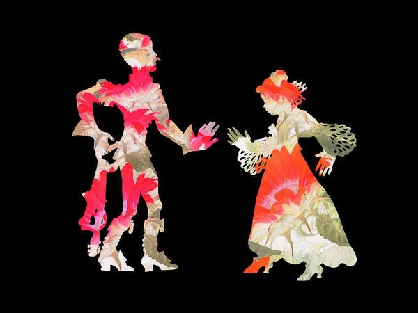 Romeo And Juliet Wall Art - Digital Art - Creative Design From Opera Romeo And by Abdul Kadir  Audah
