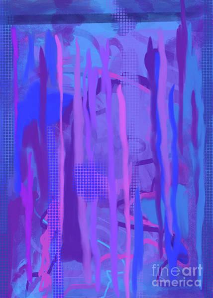 Digital Art - Creative Flow by Annette M Stevenson