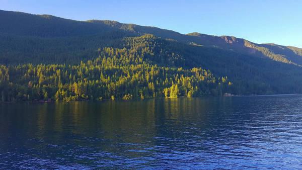 Wall Art - Photograph - Crescent Lake, Washington by Art Spectrum