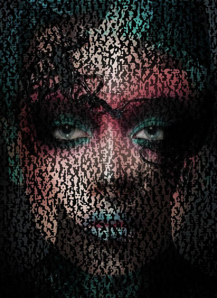 New Trend Digital Art - Criss Cross by Dominique Ballada