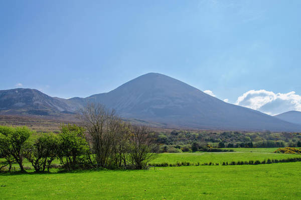 Photograph - Croagh Patrick In County Mayo Ireland by Bill Cannon