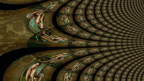 Digital Art - Crocodile Hunter by Stephane Poirier