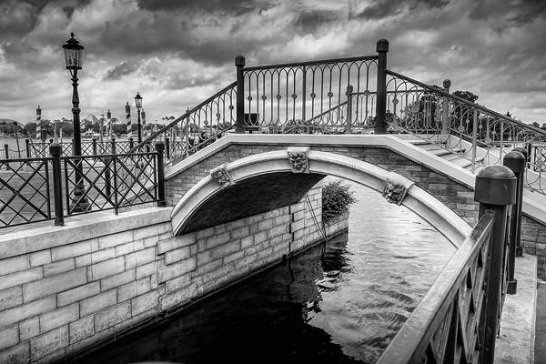 Wall Art - Photograph - crossing Italy Pavilion  by Louis Ferreira