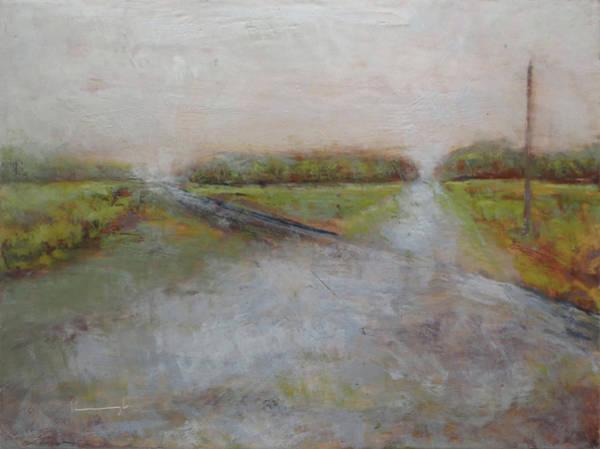 Kavanaugh Painting - Crossing by Keith Kavanaugh