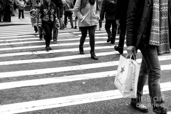 Photograph - Crossings Believe New York City by John Rizzuto