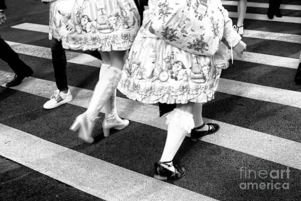 Photograph - Crossings Lolita New York City by John Rizzuto