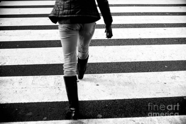 Photograph - Crossings Rusalka Style New York City by John Rizzuto
