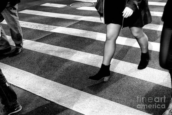 Photograph - Crossings Sheer Style New York City by John Rizzuto