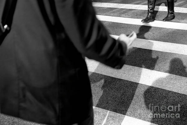 Photograph - Crossings Spy Games New York City by John Rizzuto