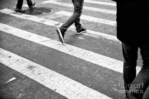 Photograph - Crossings Three Amigos New York City by John Rizzuto