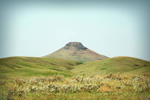Photograph - Crown Butte by Todd Klassy