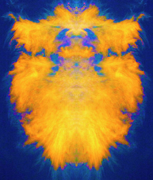 Photograph - Crown Of Flames by Paul W Faust - Impressions of Light