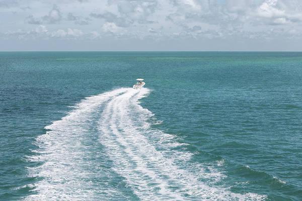 Photograph - Cruising In The Keys by John M Bailey