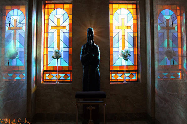 Wall Art - Photograph - Crypt Of Crosses by Michael Rucker
