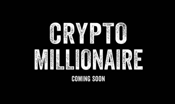 Cryptocurrency Drawing - Crypton Millionaire by Darven Fitey