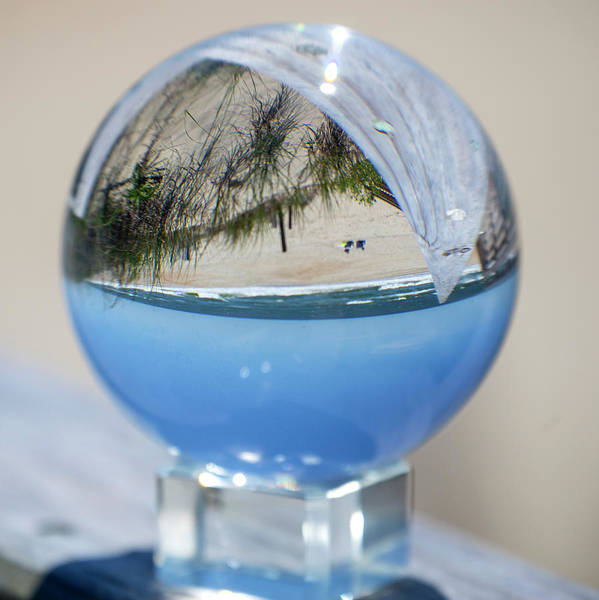 Wall Art - Photograph - Crystal Ball 22 by David Stasiak