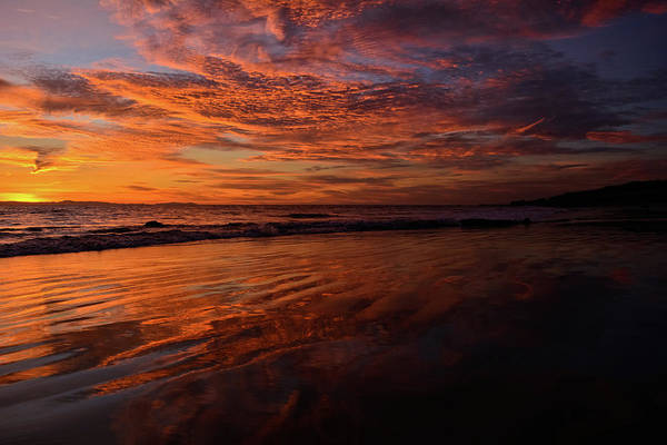 Photograph - Crystal Cove Sunset by Kyle Hanson