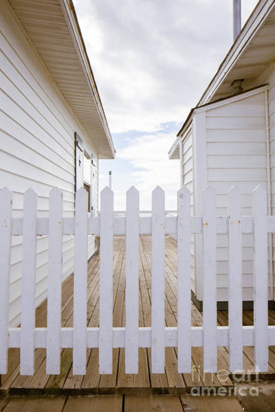 Wall Art - Photograph - Crystal Pier Cottages Pacific Beach by Edward Fielding