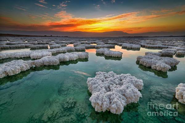Wall Art - Photograph - Crystal Sunrise by Ido Meirovich