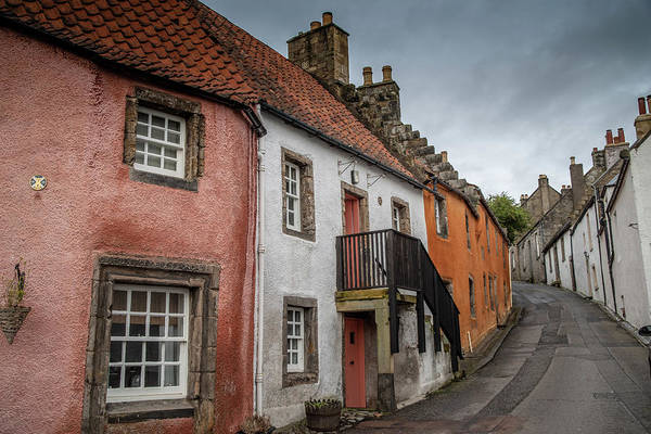 Photograph - Culross Cottages by Ross G Strachan