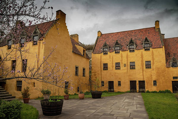 Photograph - Culross Palace by Ross G Strachan