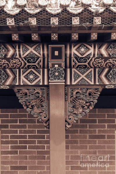 Photograph - Cultural Pattern by Fei A