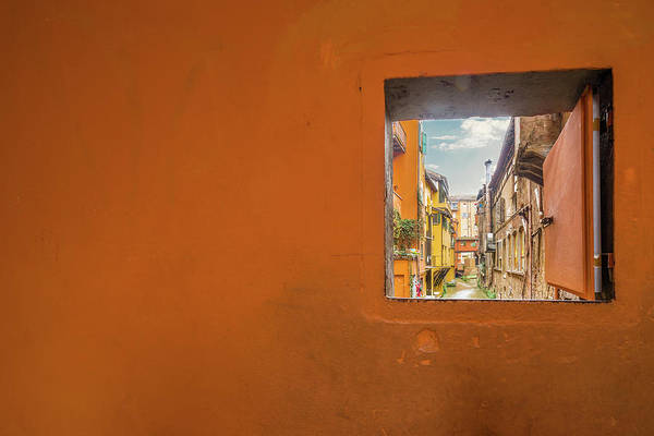 Wall Art - Photograph - culverts in Bologna by Gone With The Wind