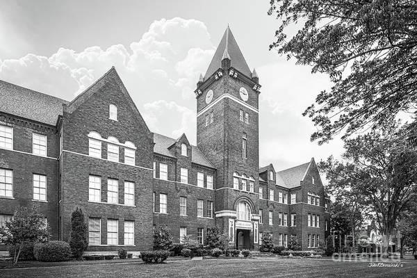 Photograph - Cumberland University Memorial Hall by University Icons
