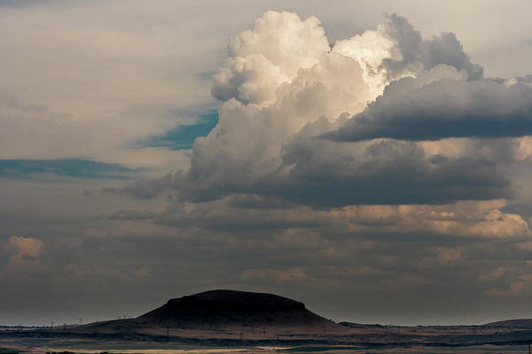 Photograph - Cumulonimbus Clouds by Robert Potts