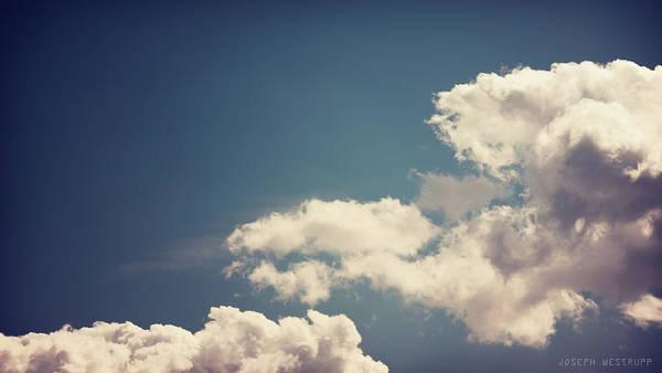 Cumulus Photograph - Cumulus by Joseph Westrupp