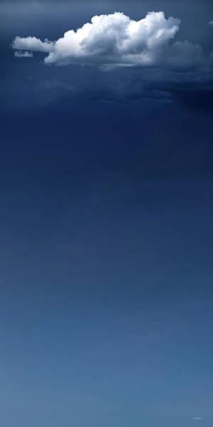 Photograph - Cumulus by Leland D Howard