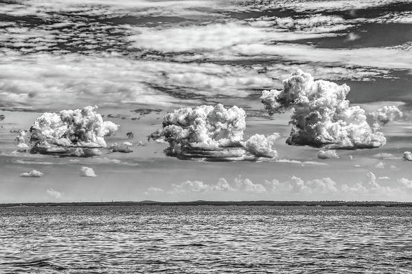 Photograph - Cumulo Trio by Erich Grant
