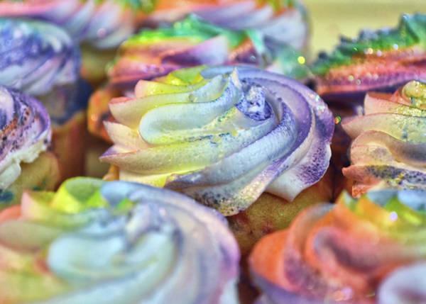 Photograph - Cupcake Chaos by JAMART Photography