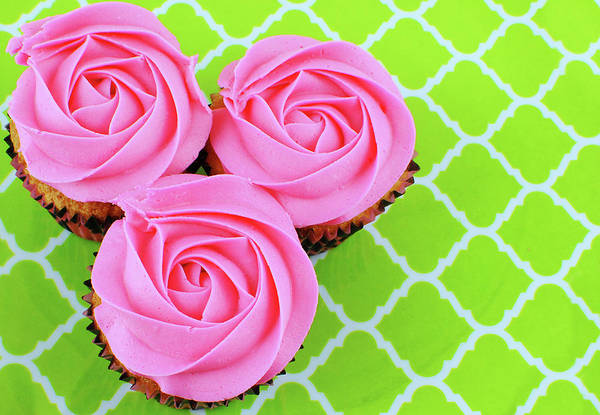 Photograph - Cupcake Madness by Perry Correll