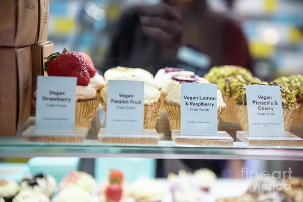 Photograph - Cupcakes by Jenny Potter