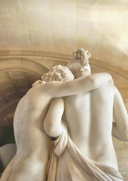 Photograph - Cupid And Psyche Art by JAMART Photography