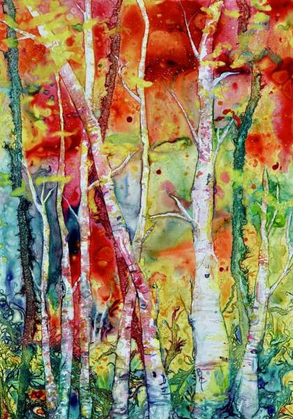 Painting - Current Conditions by Beverley Harper Tinsley
