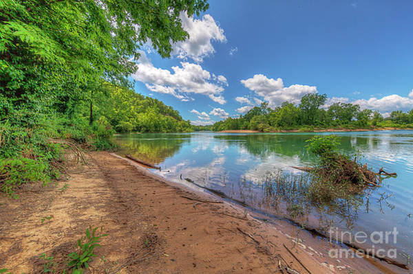 Wall Art - Photograph - Current River by Larry Braun