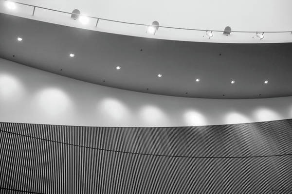 Photograph - Curvature And Lights by Dee Browning
