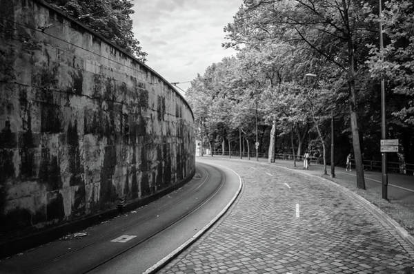 Photograph - Curve by Borja Robles