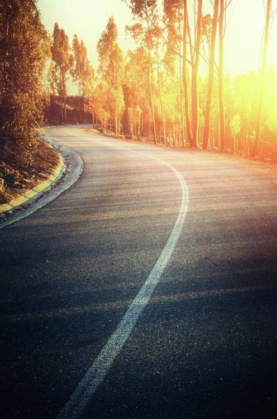 Wall Art - Photograph - Curvy Road by Carlos Caetano