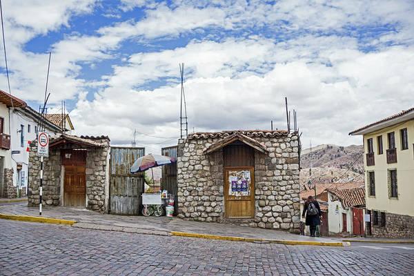 Wall Art - Photograph - Cusco by Angie Schutt