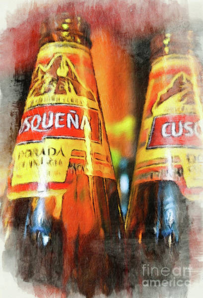 Wall Art - Photograph - Cusquena Premium Lager by DiFigiano Photography